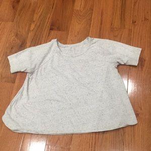 Loft flowy T-shirt.